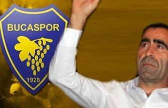 Bucaspor'a 'Bal' sözü: Elini kolunu sallayarak gitmeyecek