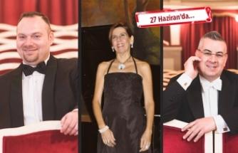 Celsus Kütüphanesi'nde Rossini gecesi!