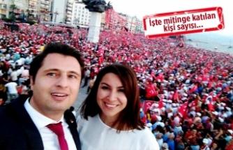 CHP'den İzmir'e, 'tarihi miting' teşekkürü