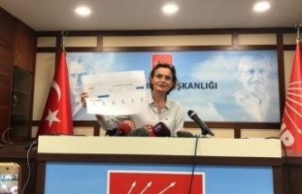 CHP, İstanbul'daki son seçim sonuçlarını açıkladı
