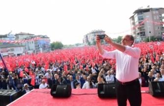 CHP İzmir'de miting teyakkuzu! Yücel'den vatandaşa davet