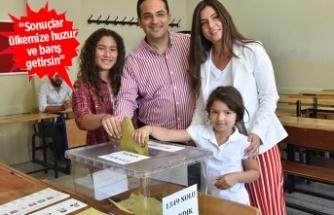 Başkan Atilla'dan 'değişim' dileği