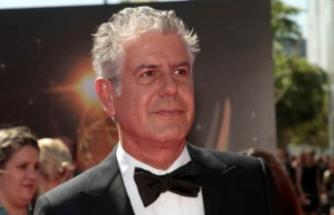 Dünyaca ünlü şef ve televizyoncu Anthony Bourdain intihar etti