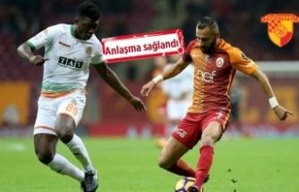 Göztepe'de ikinci transfer!