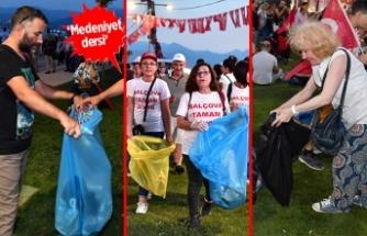 İşte İzmir farkı!