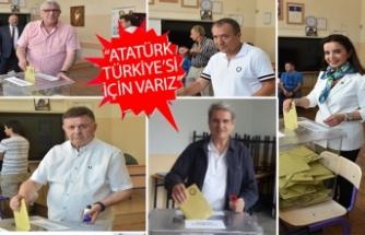 İYİ Parti adaylarından sandık sonrası açıklamalar