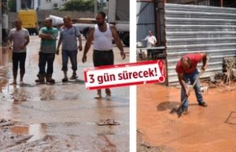 İzmir, 20 dakikada kabusu yaşadı!