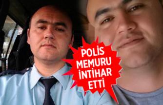 İzmir'de polis memuru intihar etti