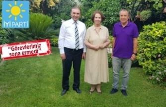 İzmir'in duayen siyasetçisinden 'İYİ' destek!