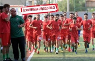 Karşıyaka'da yeni sezon hazırlıkları başladı