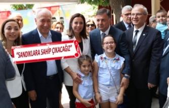 Kerpişçi: İYİ Parti'ye İzmir'de yoğun bir ilgi var