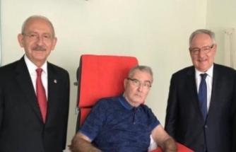 Kılıçdaroğlu'ndan Baykal ziyareti