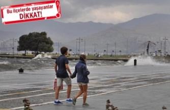 Meteorolojiden 3 gün boyunca yağış uyarısı!