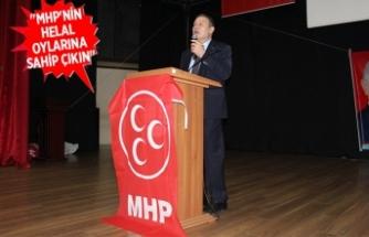 MHP'li Karataş: Türk Milleti yeni bir destan yazacak
