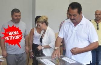 Oyunu İzmir'de kullanan Tatlıses'ten, vekillik açıklaması!