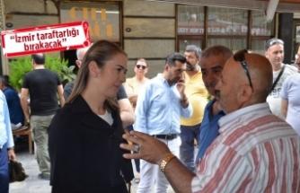 """""""İzmir, taraftarlığı bırakacak"""""""