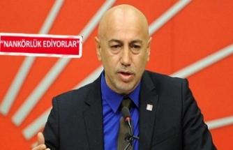 Aksünger'den İYİ Parti'ye ittifak eleştirisi