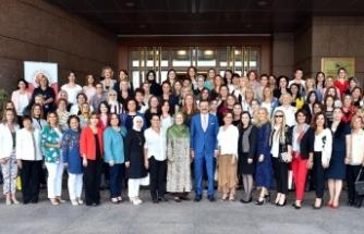 """ATSO Meclis Başkanı Sakarya: """"Türkiye'nin kadın girişimcilere ihtiyacı var"""""""