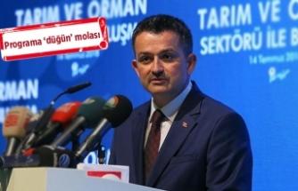 Bakan Pakdemirli, İzmir'e geliyor