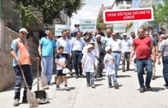 Bornova Belediyesi'nden 'çevreci' hareket