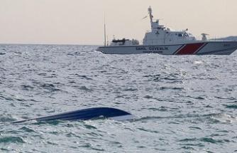 Çeşme'de tekne faciası! 2 kişi hayatını kaybetti