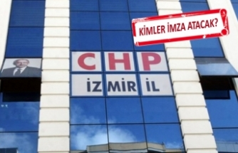 CHP'de imza hareketi başladı! İzmirli muhalifler sahaya iniyor