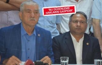 CHP'li Beko'dan yeni düzenlemeye tepki!