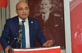 CHP'li Mahir Polat açıklama yaptı: 'Talan ve Rant uygulamalarının karşısındayız'