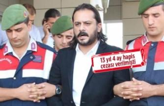 Emrah Serbes'in cezası temyize götürüldü