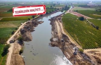 Gediz Nehri için Tarım Bakanlığı açıklama yaptı