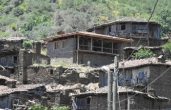 'Hayalet köy'de SİT çilesi