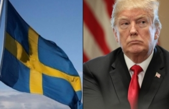 İsveç'ten Trump'a eleştiri geldi