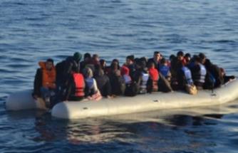 İzmir'de 41 göçmen yakalandı!