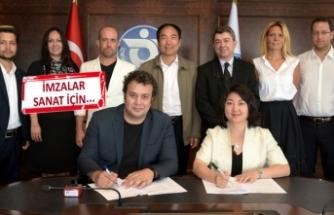İzmir'de çekilecek filmler Çin'e gidecek