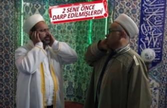 İzmir'de o müezzin ve imam birlikte sela okudu!