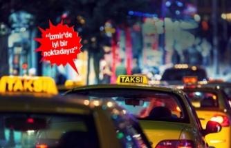 İzmir'de 'yerliUBER' sorununun önüne geçildi