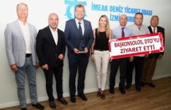 İzmir ile Almanya arasında turizm köprüsü kurulabilir