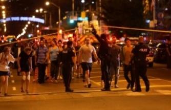Kanada'da silahlı saldırı düzenlendi: 1 ölü 13 yaralı