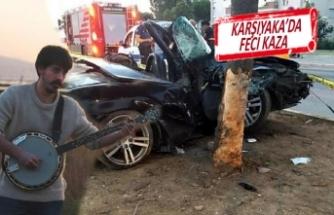 Karşıyaka'da korkunç kaza! 22 yaşındaki genç, hayatını kaybetti