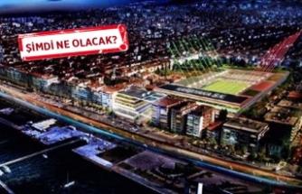 Karşıyaka Stadı'nın ihalesi yine iptal oldu