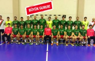 Karşıyakalı hentbolcular 'Süper Lig'de
