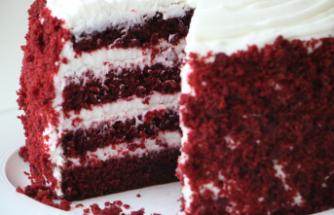 Kırmızı kadife kek nasıl yapılır?