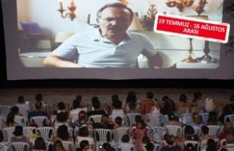 Konak'ta 'açıkhava sinema' günleri