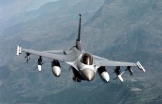 Kuzey Irak'ta terör yuvalarına bomba yağdı!