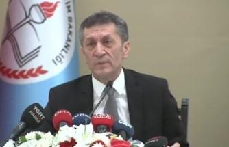 """Milli Eğitim Bakanlı Ziya Selçuk'tan """"sistem"""" açıklaması"""