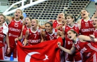 A Milli Kadın Basketbol Takımının kadro adayları belli oldu!