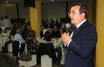 Narlıdere Belediye Başkanı Batur'un acı günü