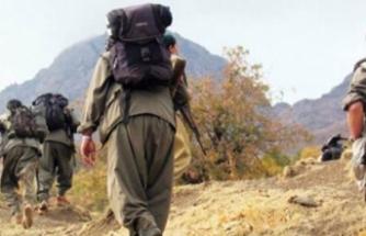 PKK'lı teröristlerle çatışma çıktı