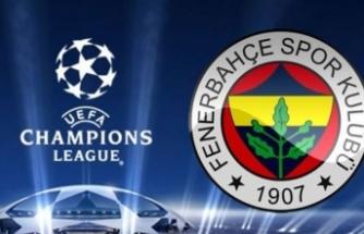Şampiyonlar Ligi'nde Fenerbahçe'nin rakibi belli oldu