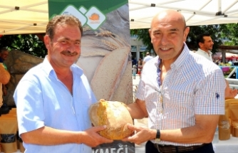 Seferihisar'da Ata Ekmeği Şöleni düzenlendi